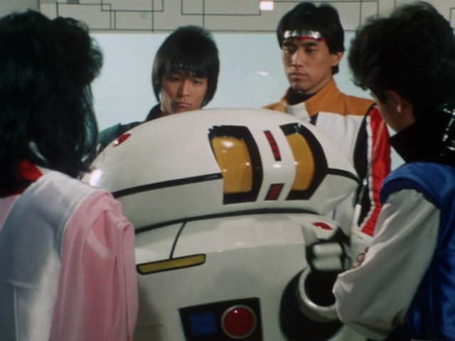 Ep. 2: Behold! The Giant Robo