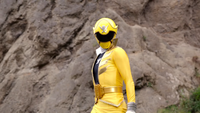 Super Megaforce Yellow