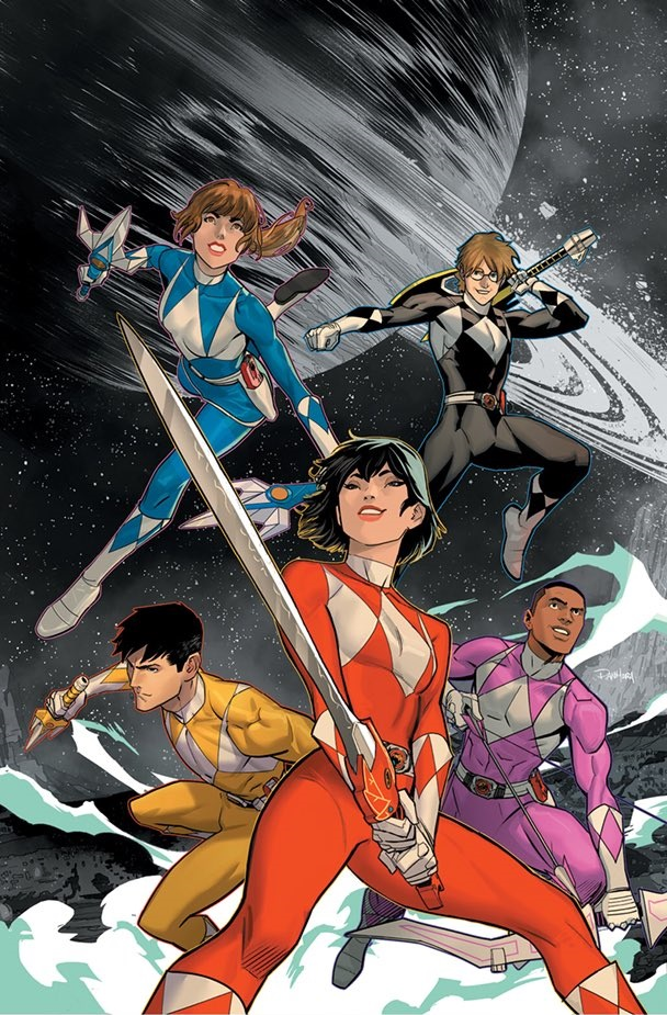 Go Go Power Rangers Issue 16