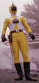 Yellow Cyborg Ranger