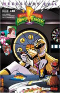 MMPR 40 SDCC GameStop version