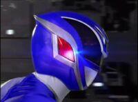 Blue SPD Ranger Morph 1
