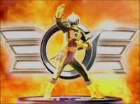 Gold RPM Ranger Morph 2
