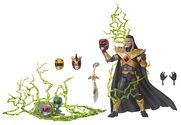 Lord Drakkon Evo III Lightning Collection