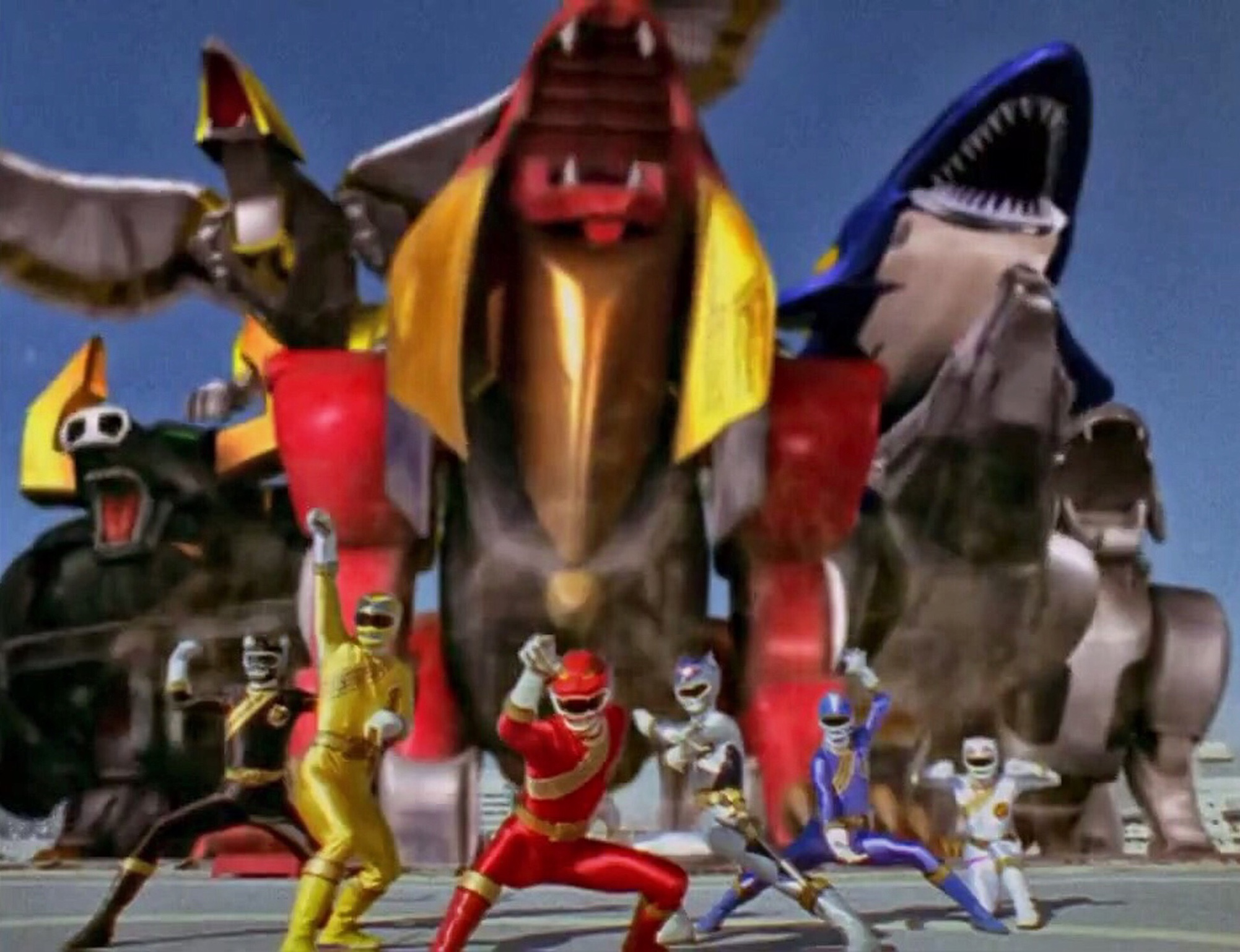 The End of the Power Rangers
