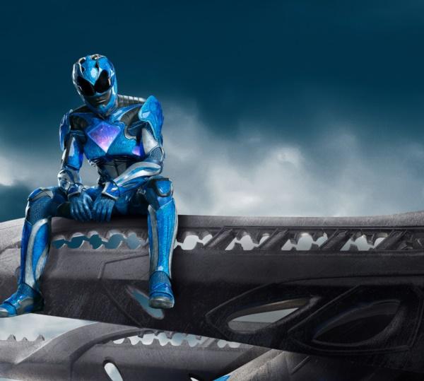 Cenozoic era Blue Ranger