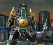 Legacy Wars Dragonzord Victory Pose