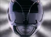 Mighty Morphin Black Ranger Morph S3