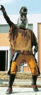 Gunman Mask Fullbody