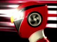Red RPM Ranger Morph 1