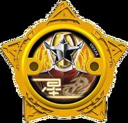 Ninja Steel Gold Power Star (V2)