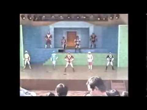 Jetman Stage Show at Super Hero Nostalgia