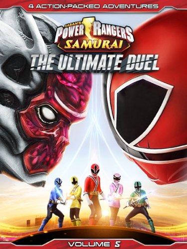 Power Rangers Samurai Volume 5: The Ultimate Duel