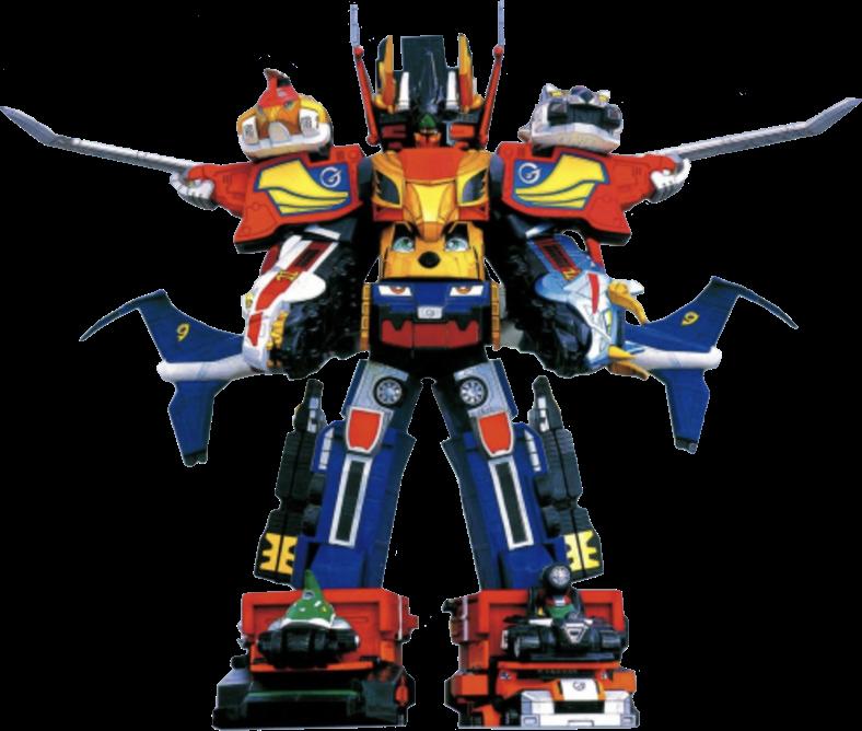 Engine Gattai Kyoretsu-O