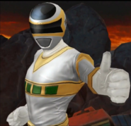 Legacy Wars Silver Space Ranger Victory Pose