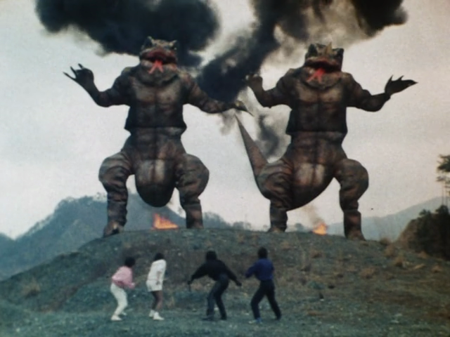 Ep. 14: Attack! Giant Lizards