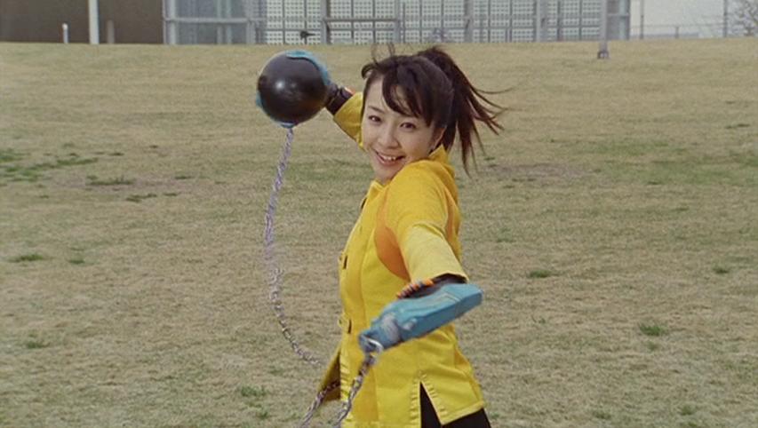 Lesson 11: Ukya-Ukya! Beast-Fist Armament