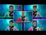 Power Rangers Dino Fury Episode 5 Team Morph Sequence-2