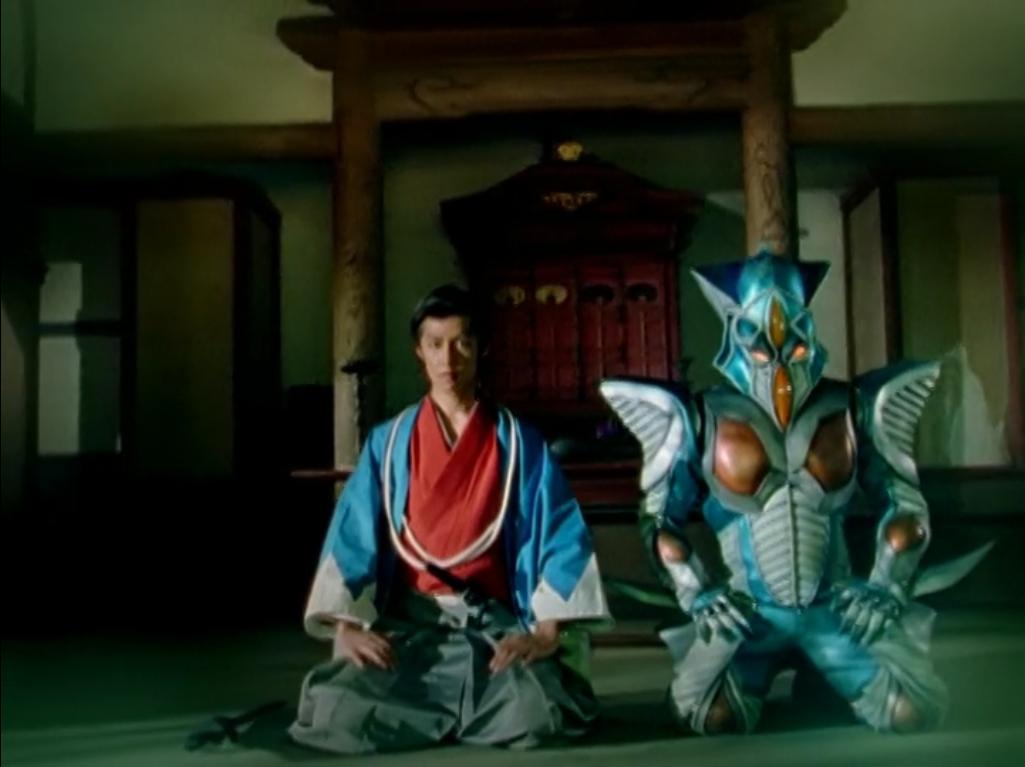 Comparison:Episode. 18: Samurai Go West vs. Samurai (episode)