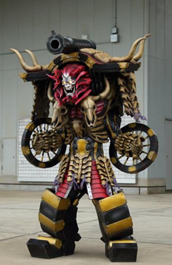 Advanced Yokai Oboroguruma