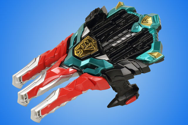 Transformation Dino Claw Max Ryusoul Changer