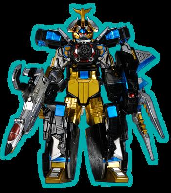 Striker Megazord