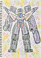 MSK-King Express Sketch