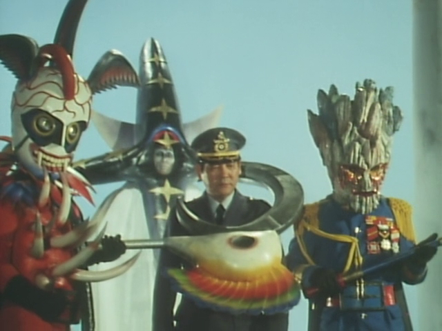 Ep. 47: Big Red Counterattack! Angry Gorenger
