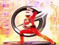 Red RPM Ranger Morph 2