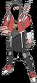 TMNT Red Ninja Ranger