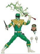 Mighty Morphin Green Ranger Lightning Collection