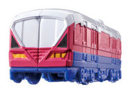Wildcat safari ressha