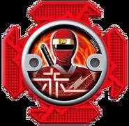 Aquitar Red Ninja Power Star (V2)