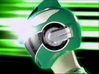 Green RPM Ranger Morph 1