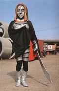 Death Mask Monster2