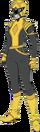 Omega Yellow Ranger
