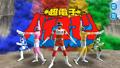 Choudenshi Bioman in Super Sentai Legend Wars