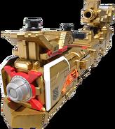 KSP-X Train Gold