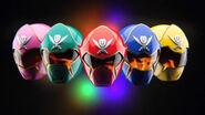 Super Megaforce Rangers