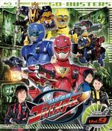 Go-Busters Blu-ray Vol 9