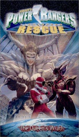 Power Rangers Lightspeed Rescue: The Queen's Wrath