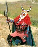 Horn Mask Fullbody