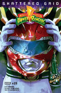 MMPR Issue 25