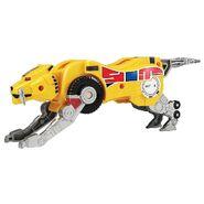 Legacy Sabertooth Tiger Dinozord