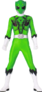 Zyuoh-green