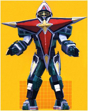 Comparison:Shinobi Machine Tenkuujin vs. Samurai Star Chopper