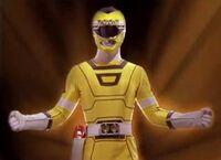 Yellow Turbo Ranger