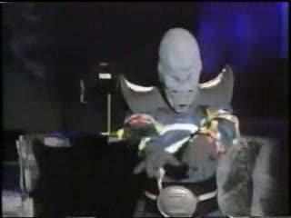 Alien duo (MMPR Live)