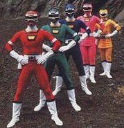 PRT Rangers