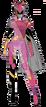 Pink Solar Ranger